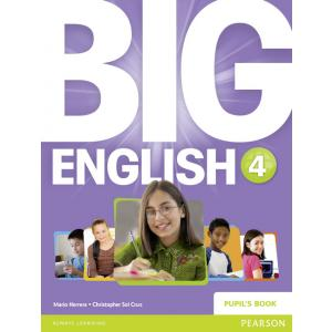 Big English 4. Podręcznik