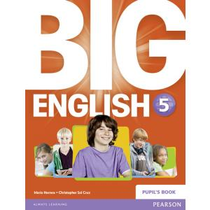 Big English 5. Podręcznik