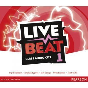Live Beat GL 1. Class CD. Edycja Dla Szkół Językowych
