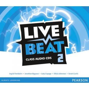 Live Beat GL 2. Class CD. Wersja Dla Szkół Językowych