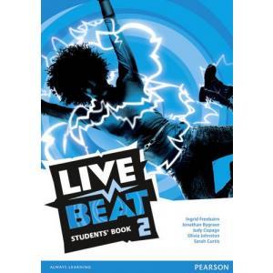 Live Beat GL 2. Podręcznik. Wersja Dla Szkół Językowych