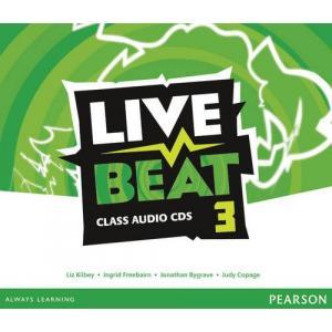 Live Beat GL 3 Class CD. Wersja Dla Szkół Językowych