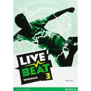 Live Beat GL 3. Ćwiczenia. Edycja Dla Szkół Językowych