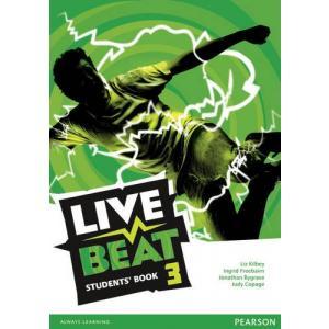 Live Beat GL 3. Podręcznik. Edycja Dla Szkół Językowych