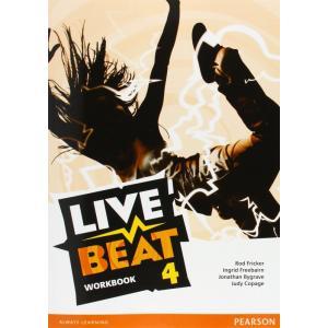 Live Beat GL 4. Ćwiczenia. Wersja Dla Szkół Językowych
