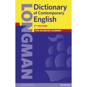 Longman Dictionary of Contemporary English 6ed. Oprawa Miękkka