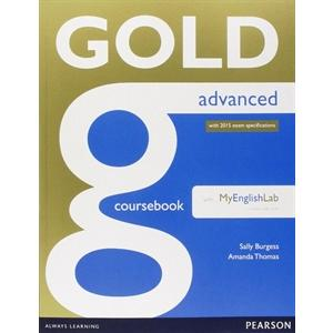 Gold Advanced. Podręcznik + MyEnglishLab