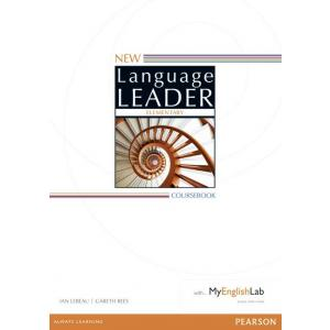 New Language Leader Elementary. Podręcznik + MyEnglishLab