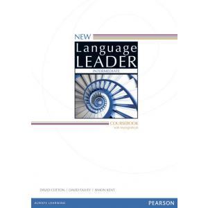 New Language Leader Intermediate. Podręcznik + MyEnglishLab