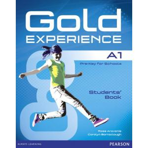 Gold Experience A1. Podręcznik + DVD
