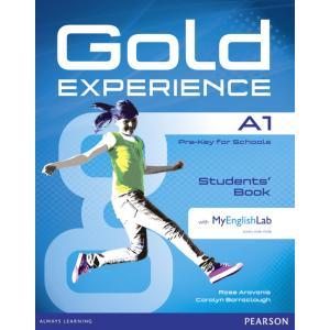 Gold Experience A1. Podręcznik + DVD + MyEnglishLab