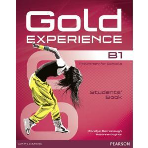 Gold Experience B1. Podręcznik + CD