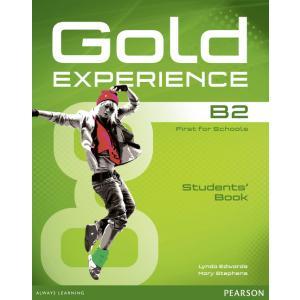 Gold Experience B2. Podręcznik + CD