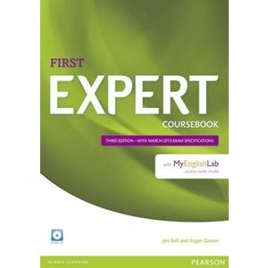 First Expert Third Edition. Podręcznik + CD + MyEnglishLab