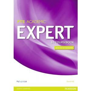 Expert PTE Academic B2 CB with MyEngLab