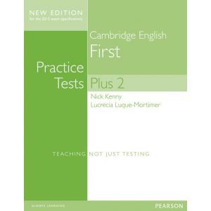 Practice Tests Plus FIRST 2. Podręcznik z Kluczem