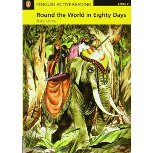 Round the World in Eighty Days + MP3. Penguin Active Reading