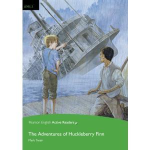The Adventures of Huckleberry Finn + MP3. Pearson English Active Readers