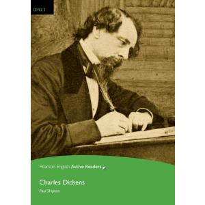 Charles Dickens + MP3. Pearson English Active Readers