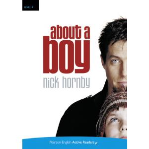About a Boy + MP3. Pearson English Active Readers