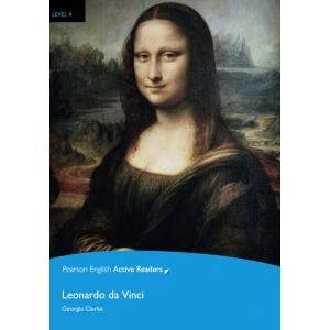Leonardo da Vinci + MP3. Pearson English Active Readers