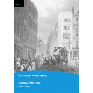 Nicholas Nickleby + MP3. Pearson English Active Readers