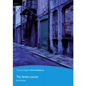 The Street Lawyer + MP3. Pearson English Active Readers