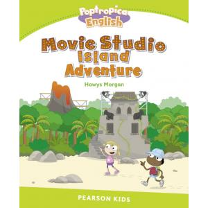 Movie Studio Island Adventure. Poptropica English. Pearson Kids. Level 4