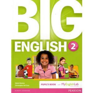 Big English 2. Podręcznik + MyEnglishLab