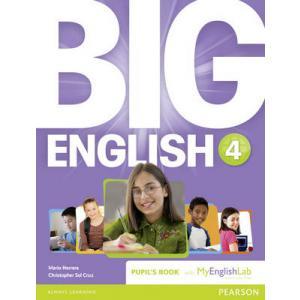 Big English 4. Podręcznik + MyEnglishLab