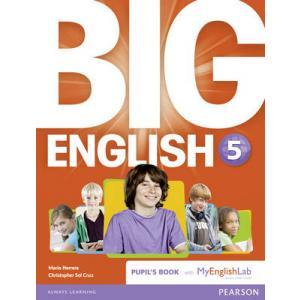 Big English 5. Podręcznik + MyEnglishLab