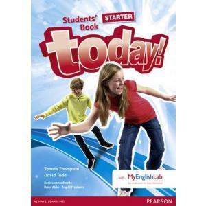 Today! Starter. Podręcznik + MyEngLab. Wersja Dla Szkół Językowych