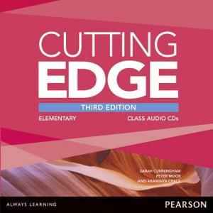 Cutting Edge 3rd Edition Elementary. CD do Podręcznika