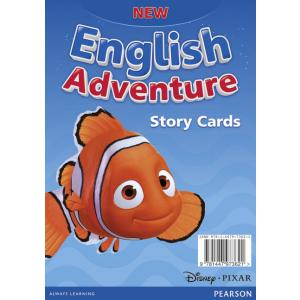 New English Adventure Starter. Story Cards
