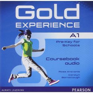 Gold Experience A1. CD do Podręcznika