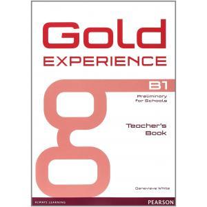 Gold Experience B1. Książka Nauczyciela
