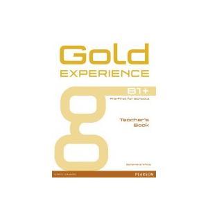 Gold Experience B1+. Książka Nauczyciela