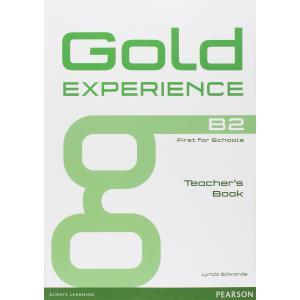 Gold Experience B2. Książka Nauczyciela