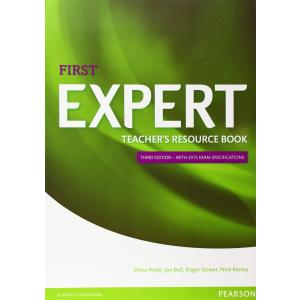 First Expert 3ed Teacher's Book