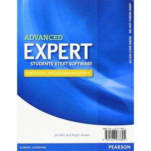 Advanced Expert Third Edition. Student's eText Pin Card