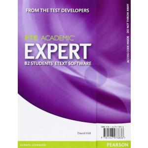 Expert PTE Academic B2. eText Student's AccessCodeCard