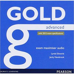 Gold Advanced Maximiser. CD