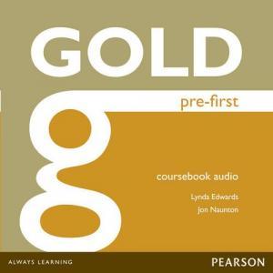 Gold Pre-First. Class CD