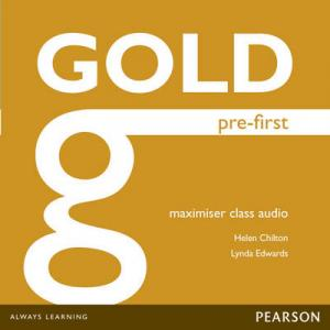 Gold Pre-First Maximiser. CD