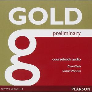 Gold Preliminary. CD do Podręcznika