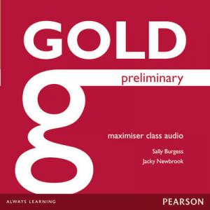 Gold Preliminary. Maximiser CD