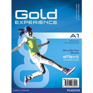 Gold Experience A1. Student's eText AccessCodeCard