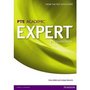 Expert Pearson Test of English Academic B1. Podręcznik