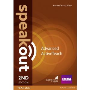 Speakout 2ed Advanced. Oprogramowanie Tablicy Interaktywnej
