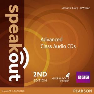 Speakout 2ND Edition. Advanced. Class CD
